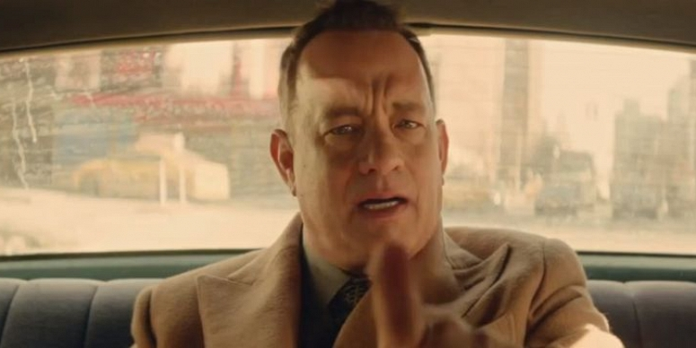 Tom Hanks Budapesten!
